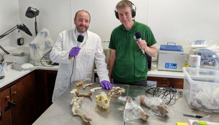 Dr. Andrew Hemmings - Royal Agricultural University - Episode 9
